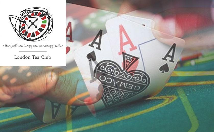 Poker Online Di Internet Syarat Untuk Pemula - LondonTeaClub